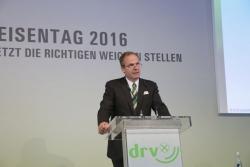 Mitgliederversammlung - Grußwort Werner Schwarz