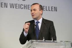 Mitgliederversammlung - MdEP Manfred Weber