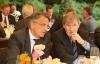 BVR-Präsident Uwe Fröhlich und DRV-Vizepräsident Claus-Peter Witt