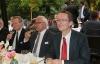 v.l.n.r. Dr. Eckhard Ott, Parl. Staatssekretär Peter Bleser, Michael Bockelmann