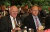 Manfred Nüssel (Präsident Deutscher Raiffeisenverband) und Joachim Rukwied (Präsident Deutscher Bauernverband)