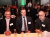 Norbert Reinke (Genossenschaftsverband), Thorsten Eden (Hipra), Detlef Schlichting (ZNVG eG)