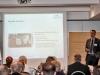 Thomas Knocks (Genossenschaftsverband e.V.) bei seinem Vortrag im Fachforum Milch