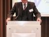 DRV-Präsident Manfred Nüssel bei der Eröffnung des DRV-Forums Tierische Veredelung