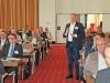 Marian Kopp, Lauffener Weingärtner eG beteiligt sich an der Podiumsdiskussion
