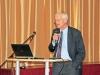 Dr. Thomas Memmert hält das Schlusswort der Tagung