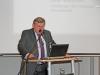 Dieter Weidmann, Vorsitzender DRV-Fachausschuss Weinwirtschaft, eröffnet die Vorträge