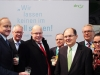 v.l.n.r.: Joachim Rukwied (DBV), Dr. Ehlers (Hauptgeschäftsführer DRV), Bundesminister Peter Altmaier, Peter Langner und Uve Radke (Uelzena eG), Bundesminister Christian Schmidt, Lea Fließ (Forum Moderne Landwirtschaft e.V.)