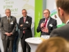 Präsident Holzenkamp eröffnet den Empfang
