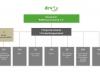 Organigramm DRV-Organisation
