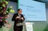 Christian Schmidt (Bundesminister für Ernährung und Landwirtschaft) spricht über nationale Ziele der Agrarpolitik auf globalen Märkten