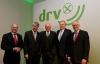v.l.n.r. Hartmut Koschyk MdB, Wolfgang Kirsch, Manfred Nüssel, Joachim Rukwied, Dr. Henning Ehlers