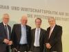 Dr. Henning Ehlers, Manfred Nüssel, Michael Bockelmann, Prof. Dr. Cees P. Veerman