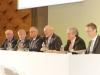 Podium Mitgliederversammlung