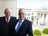 Manfred Nüssel und Dr. Henning Ehlers