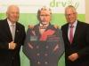 DRV-Präsident Manfred Nüssel und Hauptgeschäftsführer Dr. Henning Ehlers