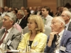 Interessierte Teilnehmer am Wirtschaftsforum