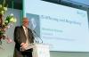 Manfred Nüssel (Präsident Deutscher Raiffeisenverband e.V.) eröffnet den diesjährigen Raiffeisentag