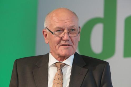 DRV-Präsident Nüssel