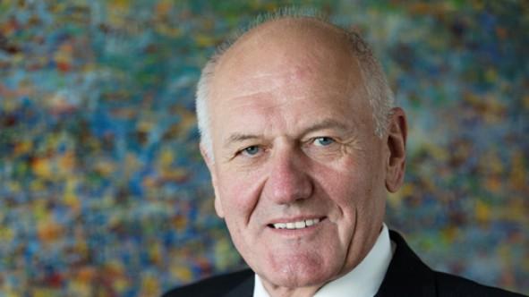 Präsident des Deutschen Raiffeisenverbandes e.V. - Mai 2015