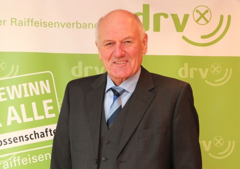 DRV-Präsident Manfred Nüssel bei der Pressekonferenz am 17.02.2016 in Berlin