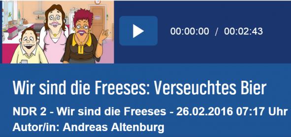 Freeses