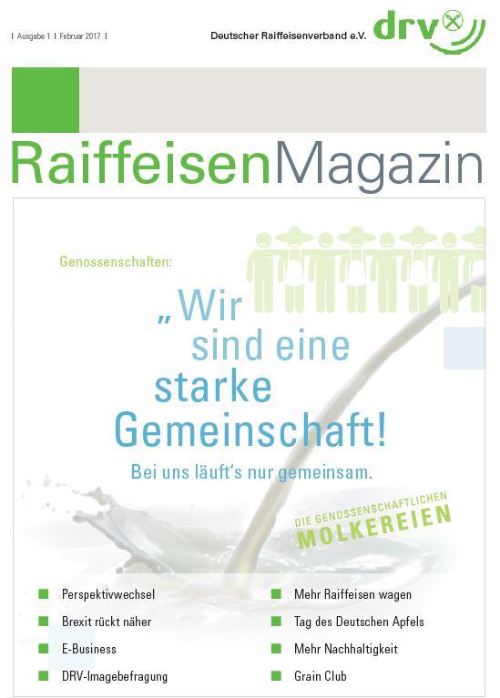 Raiffeisen Magazin